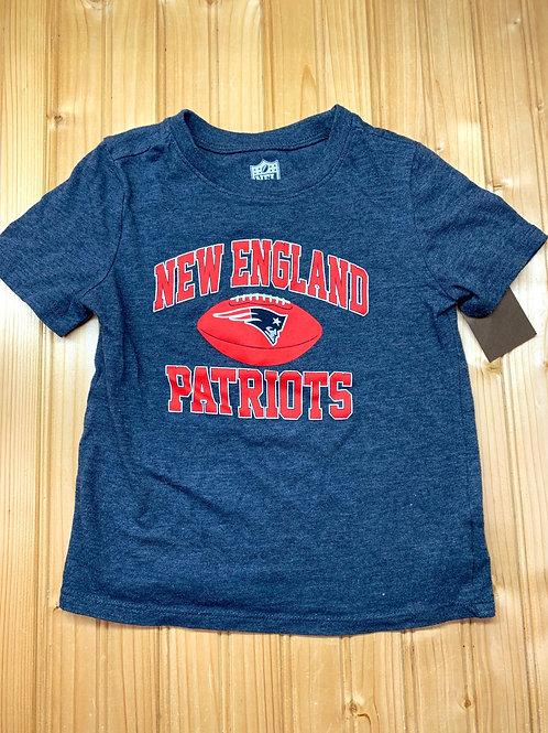 Size 4T New England Patriots Shirt
