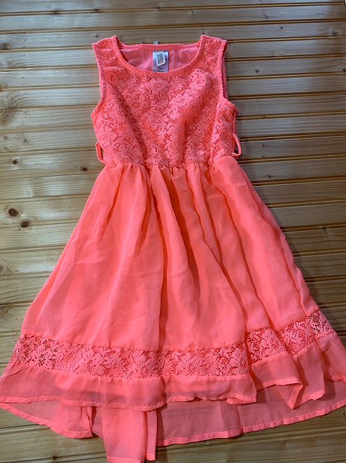 Size 7/8 RTE 66 Coral Dress, Used