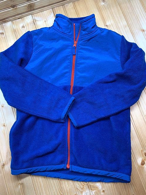 Size 7/8 CHILDREN'S PLACE Blue Fleece Jacket