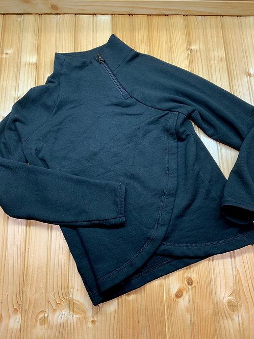 Size 7/8 AVIA Soft Black Sweater