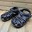 Size 8 Little Kids RTE 66 Brown Sandals