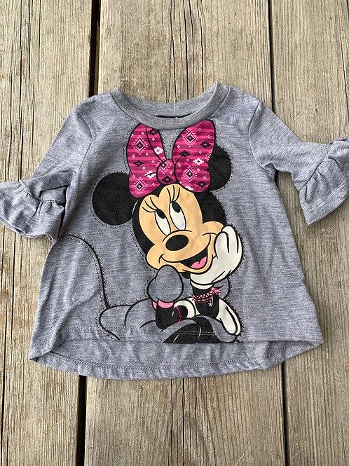 Size 2T DISNEY Minnie Mouse Shirt