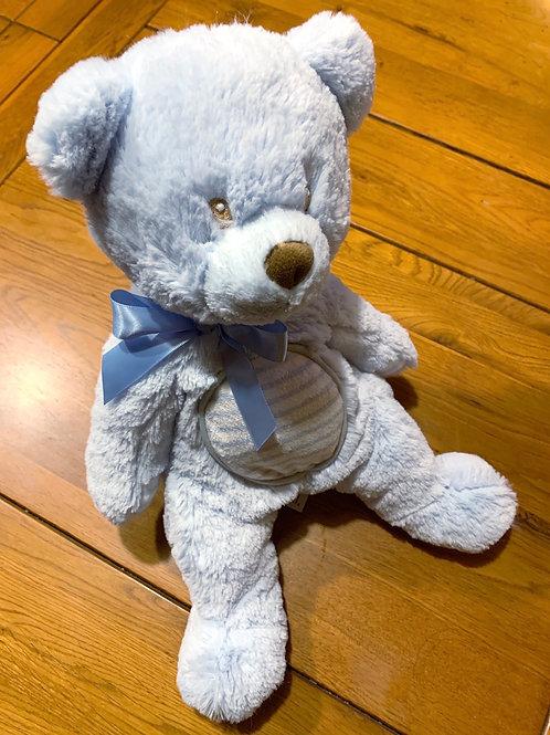 New DOUGLAS PLUMPIES Plush Blue Bear