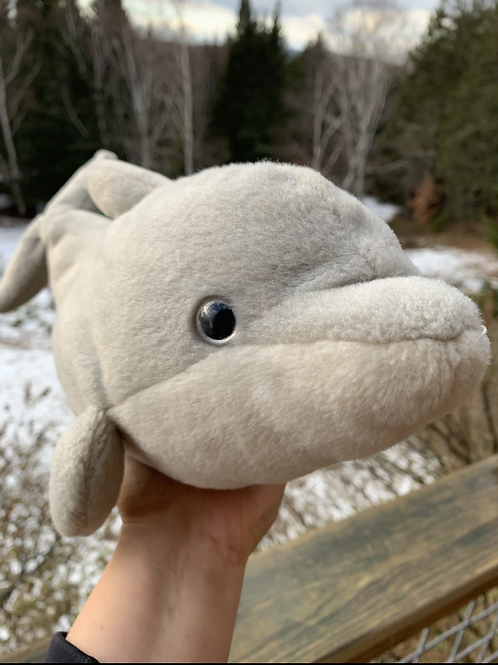 Plush Dolphin