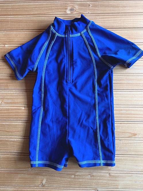 Size 3-6m LL BEAN Blue Swimsuit