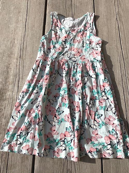 Size 6-8y Butterfly Dress
