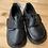 Size 5W Little Kids Black Shoes