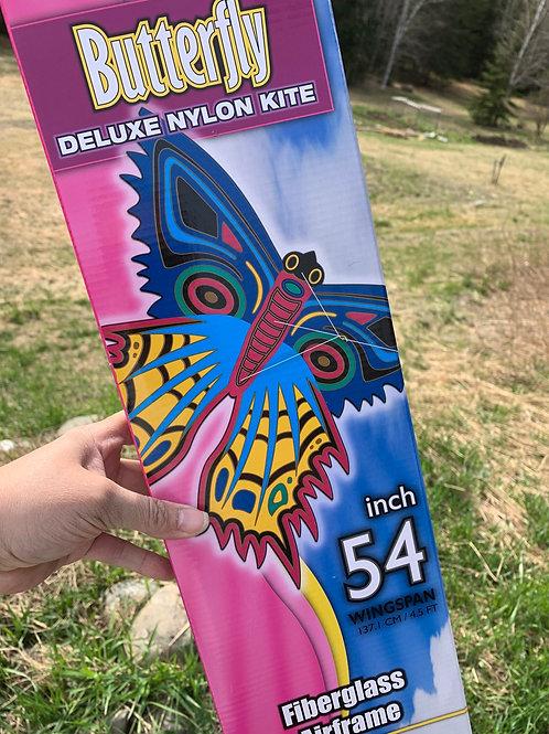 "54"" butterfly kite"