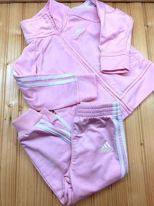 Size 18m ADIDAS Pink Track Suit