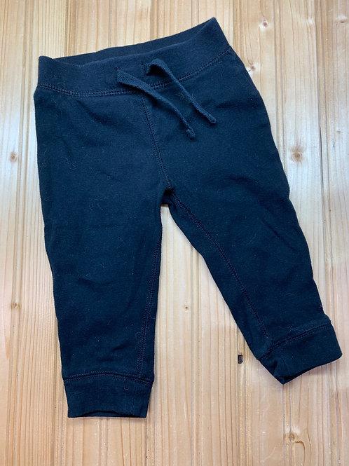 Size 12-18m OLD NAVY Black Sweatpants
