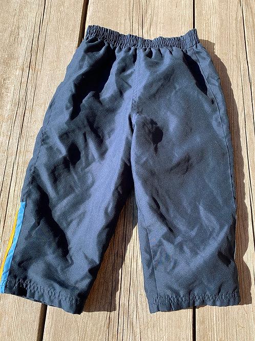 Size 24m REEBOK Navy Sport Pant