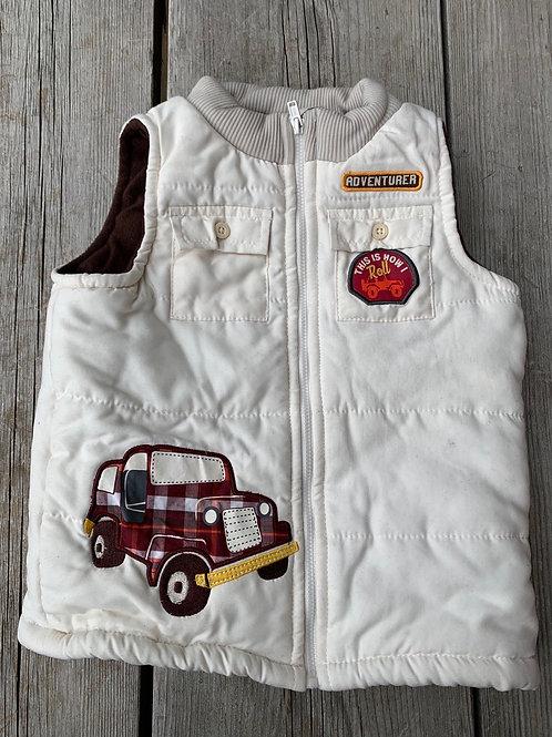 Size 5T Lined Adventurer Vest