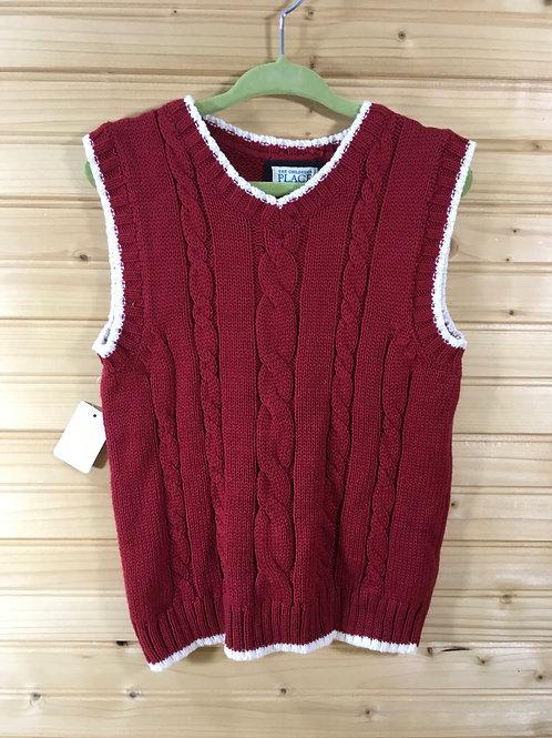 Size 3T CHILDREN'S PLACE Red Knit Vest