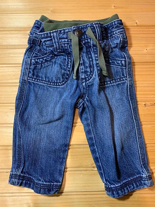 Size 6-12m Jeans