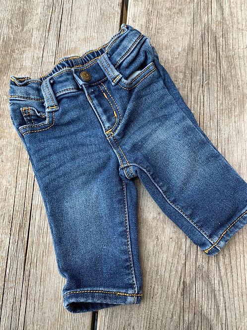 Size 0-3m GYMBOREE Jeans