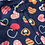 Size 2T Hearts Fleece PJ