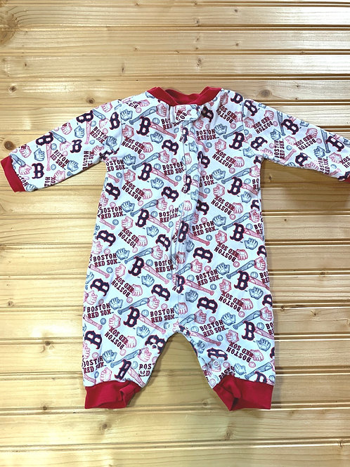 Size 3-6m Boston Red Sox Sleeper