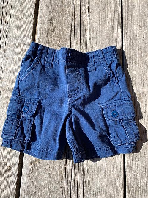 Size 24m Blue Shorts