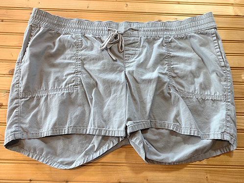 Size XL MATERNITY Grey Shorts