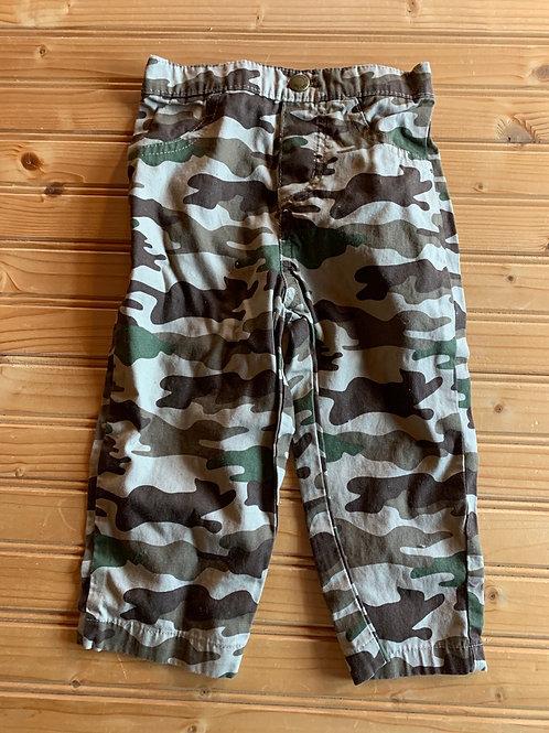 Size 12m Camo Pants