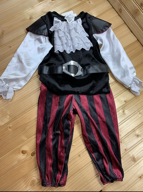 Size 12-18m Pirate Clothing