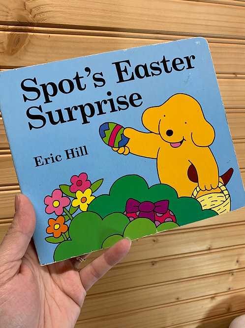 """Spot's Easter Surprise"", Used Book"