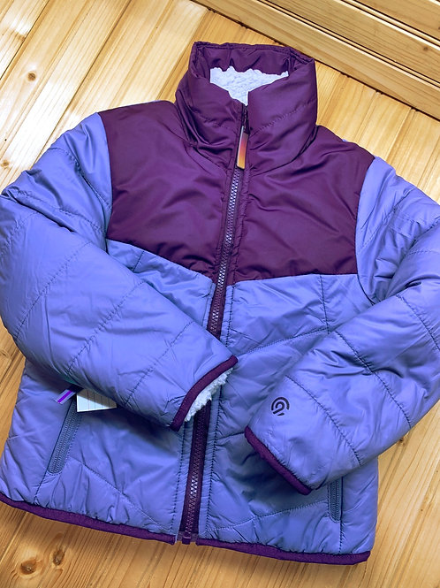 Size 4/5 CHAMPION Purple Jacket