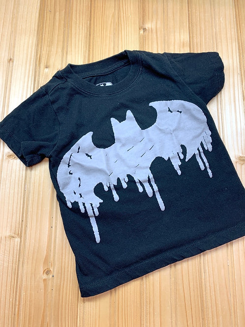 Size 2T Melting BATMAN Shirt