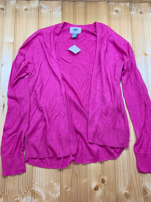 Size 10/12 OLD NAVY Pink Cardigan