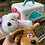 DOC MCSTUFFINS Pet Carrier and 2 Dogs