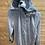 Size 10/12 Raccoon Fleece Onesie
