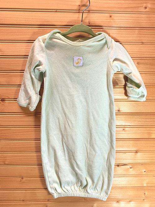 Size 0-3m Green Open PJ