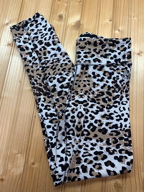 Size 10/12 RBX Cheetah Performance Legging