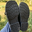 Size 11 Kids Black Shoes bottom