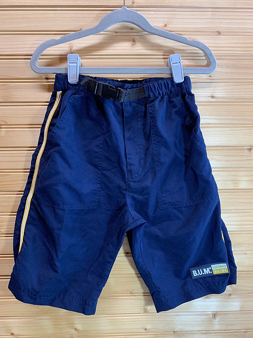 Size 6/7 BUM EQUIP - Blue Athletic Shorts, Used