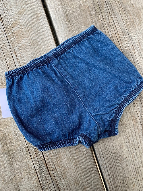 Size 0-3m Blue Jean Bloomers