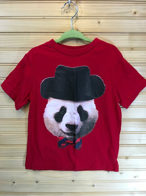 Size 4 Kids CHILDREN'S PLACE Red Panda Tee