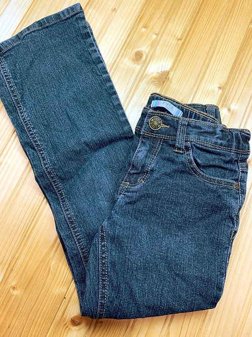 Size 7 PIPER Bootcut Jeans with Shimmer
