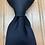 """14"""" Clip On Necktie, Black"""