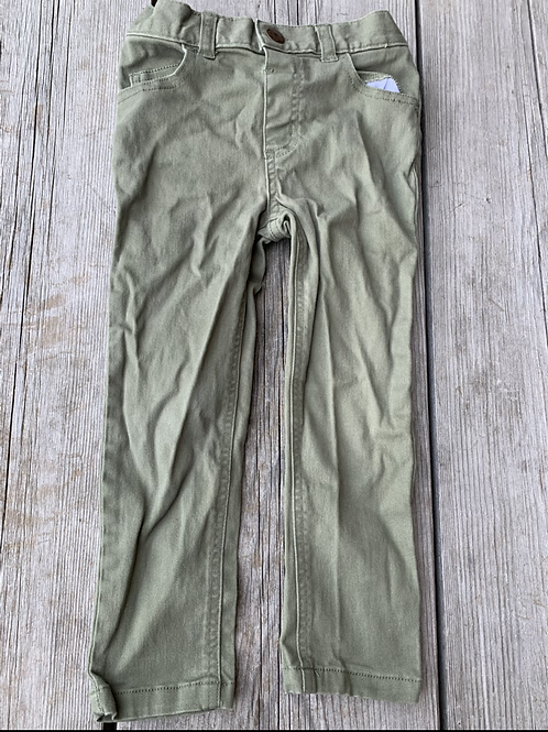 Size 4T Olive Green Pants