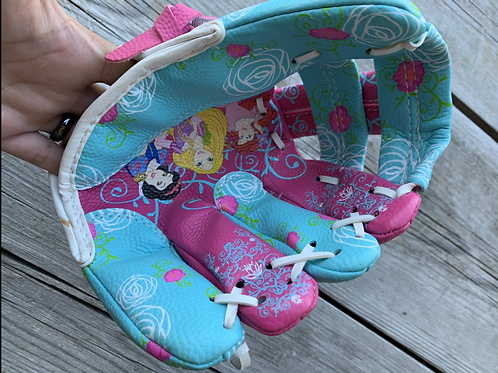 Kids DISNEY Princess Baseball Glove