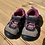 Size 5 Little Kids OSHKOSH Pink and Tan Sneakers