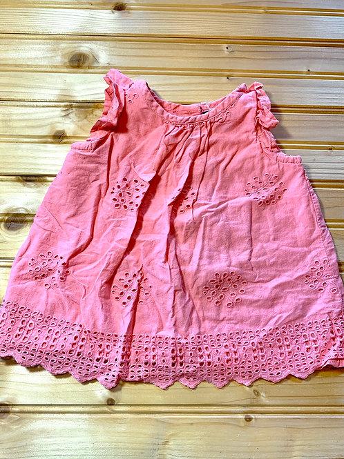 Size 0-3m Pink Dress