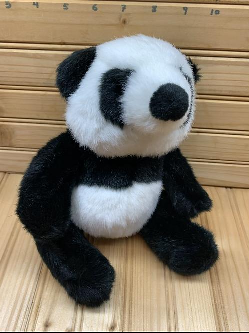 GUND for LANDS' END Plush Panda
