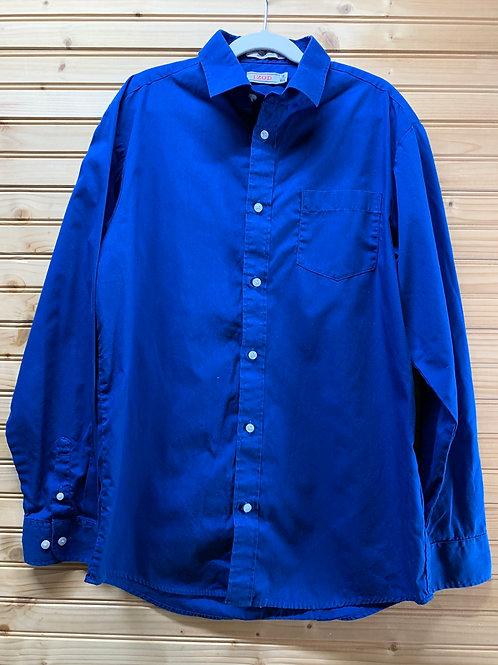 Size 18R Kids IZOD Blue Shirt