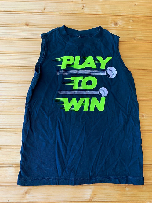 Size 4 Play to Win Tank