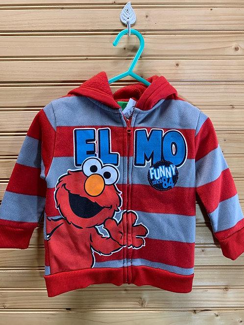 Size 18m Elmo Hoodie, Used