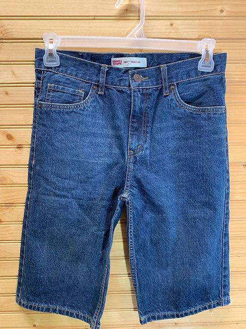 Size 18R LEVIS 505 Jean Shorts
