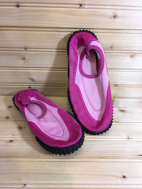 Size 1 Pink Water Shoes