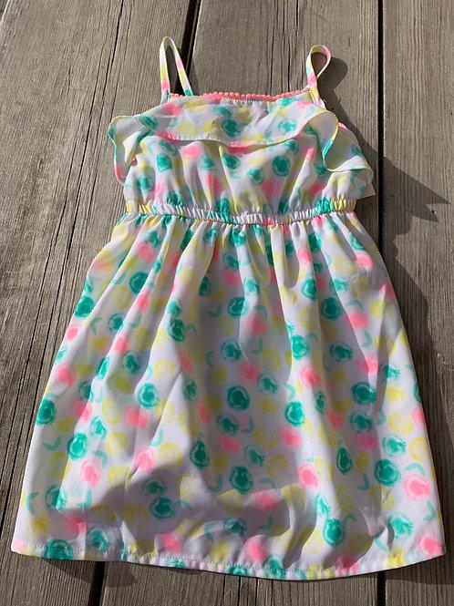 Size 3T NWT WONDER KIDS Pastel Summer Dress